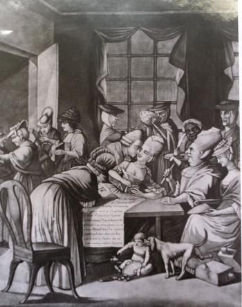 Edenton Tea Party: An American First