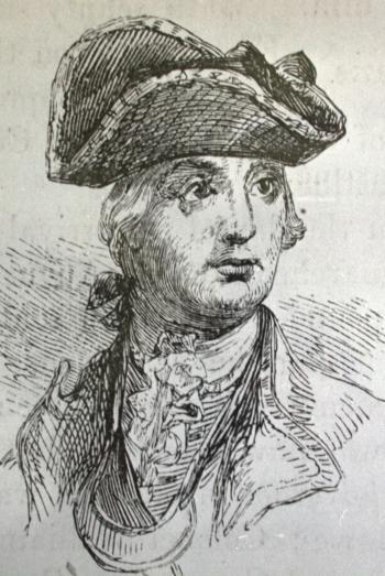Robert Howe (1732-1786)