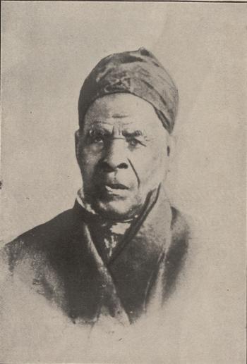 Omar Ibn Said (1770-1864)