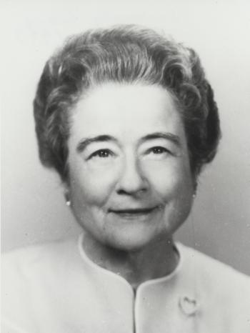 Susie Sharp (1907-1996)