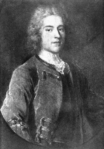 Nicholas Ludwig von Zinzendorf (1700-1760)