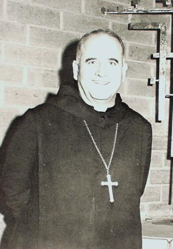 Abbot Walter Coggin (1916-1999)