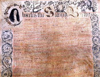 Carolina Charter of 1663