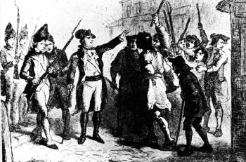 Hillsborough Confrontation (1768)
