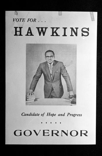 Reginald Hawkins (1923-2007)