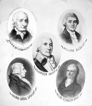 Richard Dobbs Spaight (1758-1802)