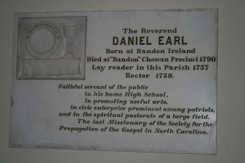 Rev. Daniel Earle