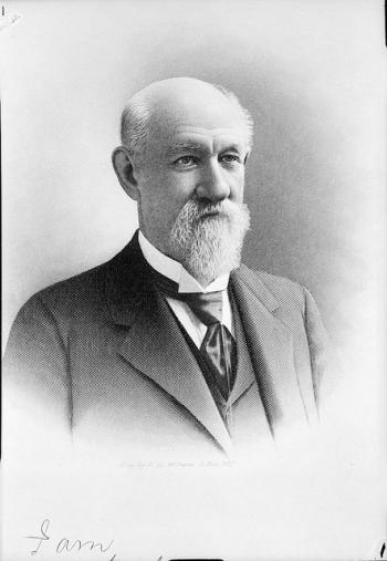 Thomas Jordan Jarvis  (1836-1915)