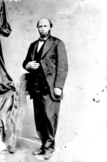 William Woods Holden (1818-1892)