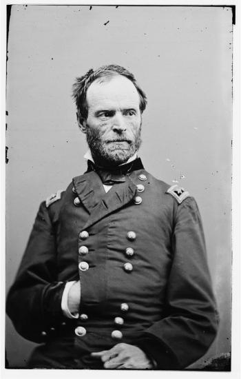 William Tecumseh Sherman (1820-1891)