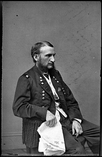 Hugh Judson Kilpatrick (1836-1881) and the Carolinas Campaign